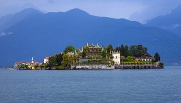 Italian Lakes Driving Tour