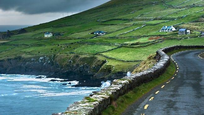 Dingle peninsula route