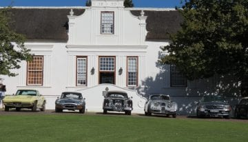 South Africa Driving Tour with Classic Travelling - Lanzerac