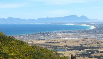 South Africa Driving Tour with Classic Travelling - False Bay
