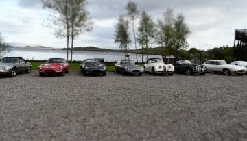 Scotland Driving Tour with Classic Travelling