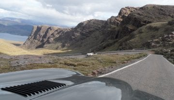Scotland Driving Tour with Classic Travelling - Pass of the Cattle