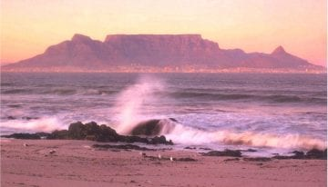 South Africa Driving Tour with Classic Travelling - Table Mountain