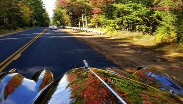 New England Fall Colours Tour