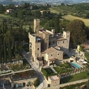 Castello di Monterone Perugia Tuscany & Umbria Tour