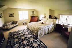 Farthing Corner master bedroom
