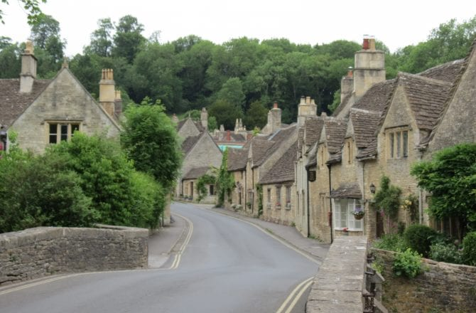 Bath & Somerset Driving Tour