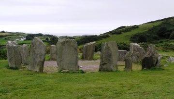 Classic Travelling Ireland Tour - Drombeg Stone Circle