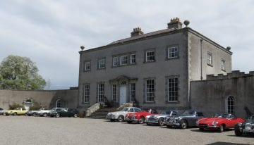 Ireland classic car tour
