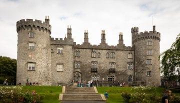 Classic Travelling Ireland Tour - Kilkenny Castle