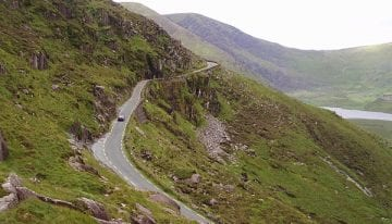 Classic Travelling Ireland Tour - Conor Pass