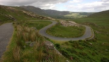 Classic Travelling Ireland Tour - Healey Pass