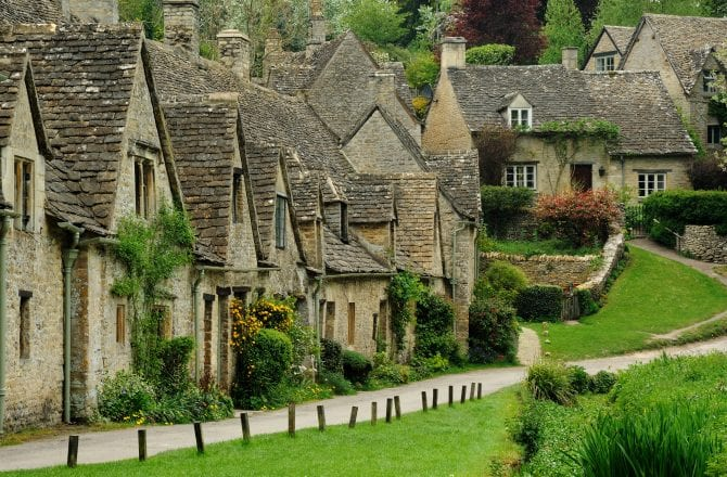 Arlington Row Cotswolds