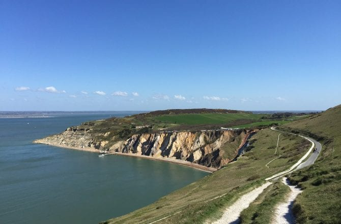 Isle of Wight Scenic Driving Tour