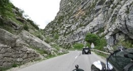 Pyrenees to Monaco