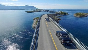 Norway Driving Tour Atlantic Road