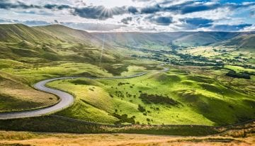 Peak District - Snake Pass