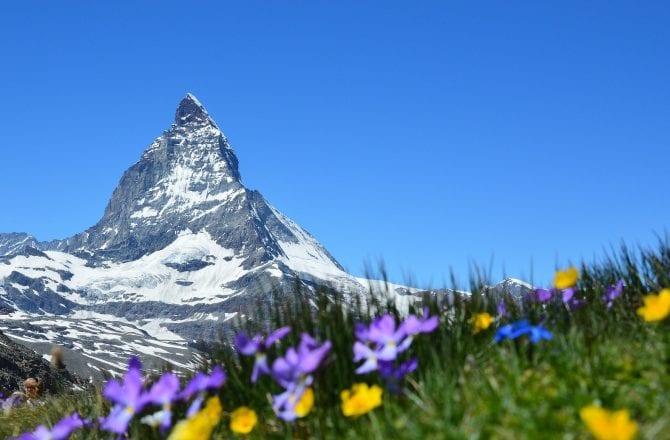 Classic Travelling Switzerland Tour - Matterhorn