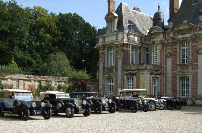 Rolls-Royce Miromesnil Normandy