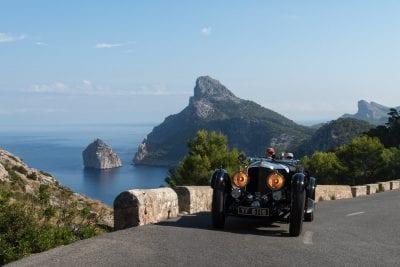 Mallorca Bentley