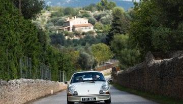 Porsche in Mallorca