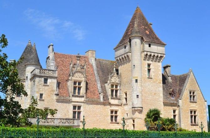 Chateau de Milandes, Dordogne
