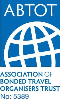 ABTOT logo: Member 5389 Classic Travelling