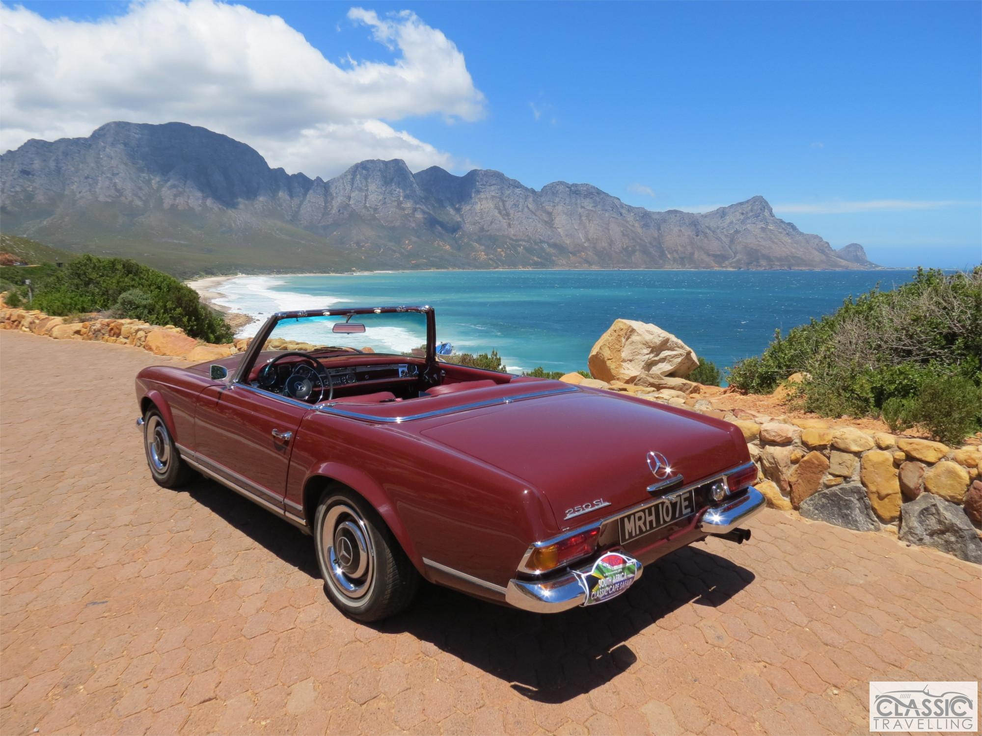South Africa Classic Car Tour Photo Gallery
