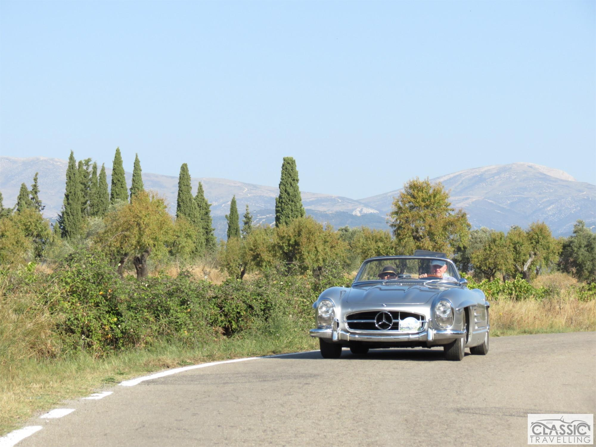 Spanish Pyrenees Classic Car Tour Photo Gallery