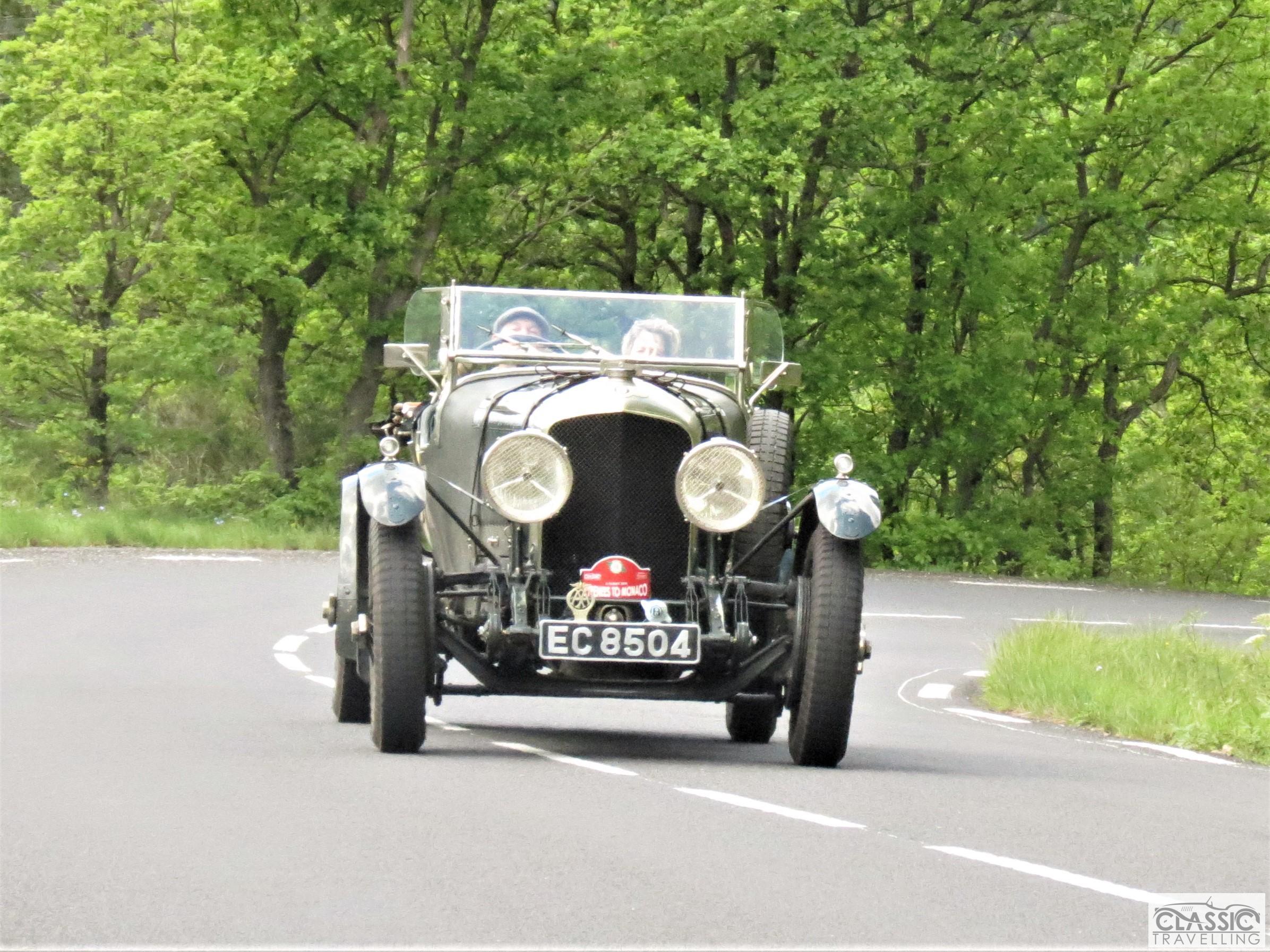 Bentley Driving Tour to Monaco Photo Gallery
