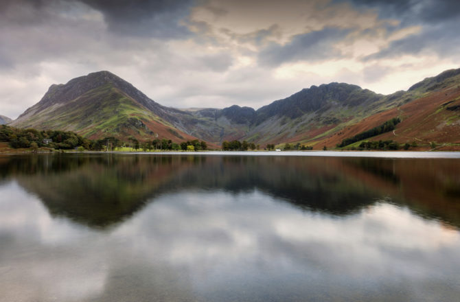 Butterrmere Lake District