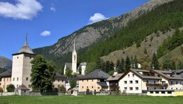 Zernez Switzerland