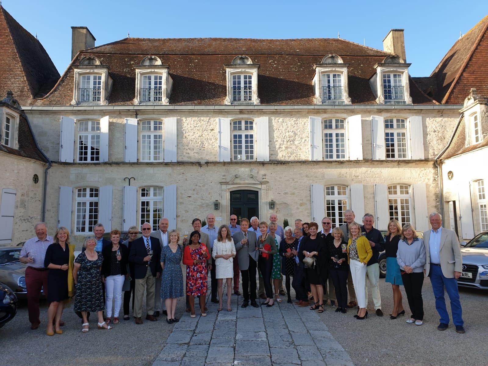 Dordogne Classic Car Tour Photo Gallery