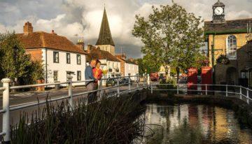 Stockbridge Hampshire