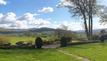 Simonstone Hall view